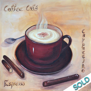Coffee cup 30dpi 300x300pix SOLD