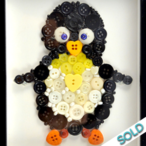 Penguin buttons 30dpi 300x300pix 2 SOLD