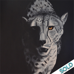 The Cheetah - SOLD