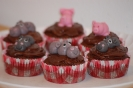Animals mini cakes